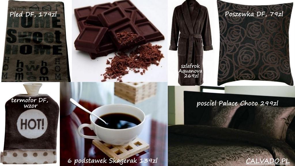 Słodycz gorzkiej czekolady