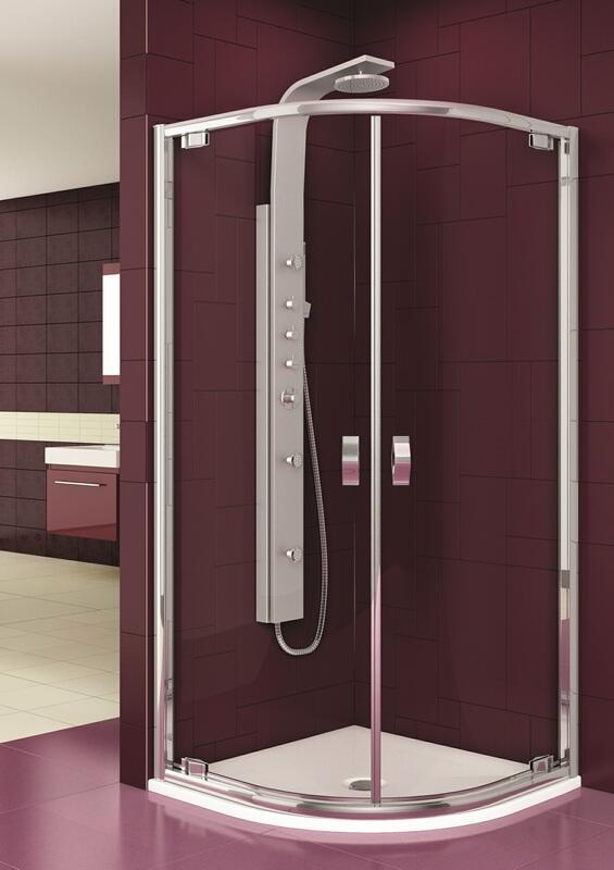 6 eleganckich kabin prysznicowych w nowej promocji Aquaform