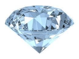 Diamentowa biżuteria łazienki