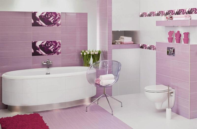 Koktajl jagodowo-waniliowy w Twojej łazience