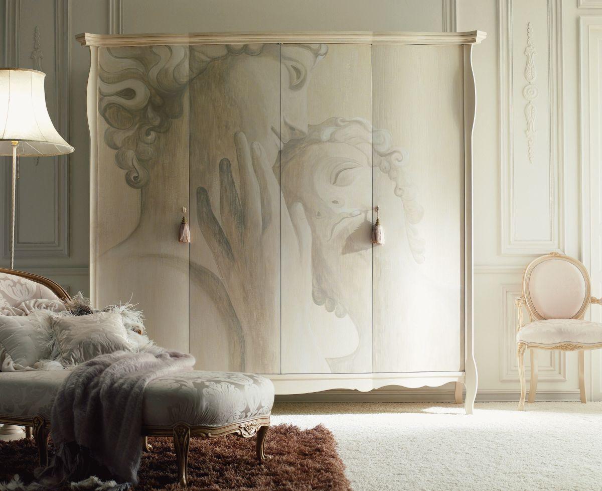 Romantyczne szafy Giusti Portos