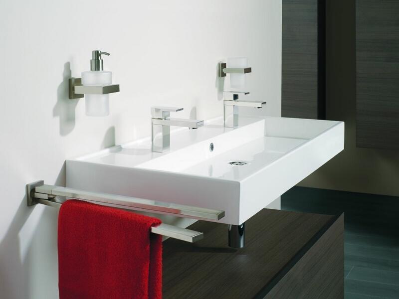 Nowe materiały w łazience