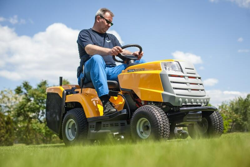 Kompaktowy traktor dlawymagających