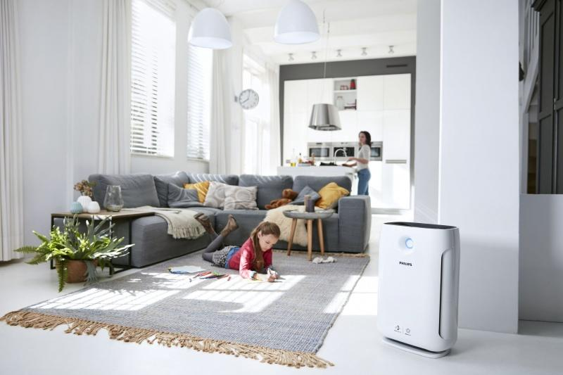 Smog jest również w Twoim domu