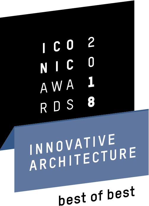 "Nagroda ""ICONIC AWARDS 2018: Innovative Architecture – Best of Best"" dla firmy FAKRO"