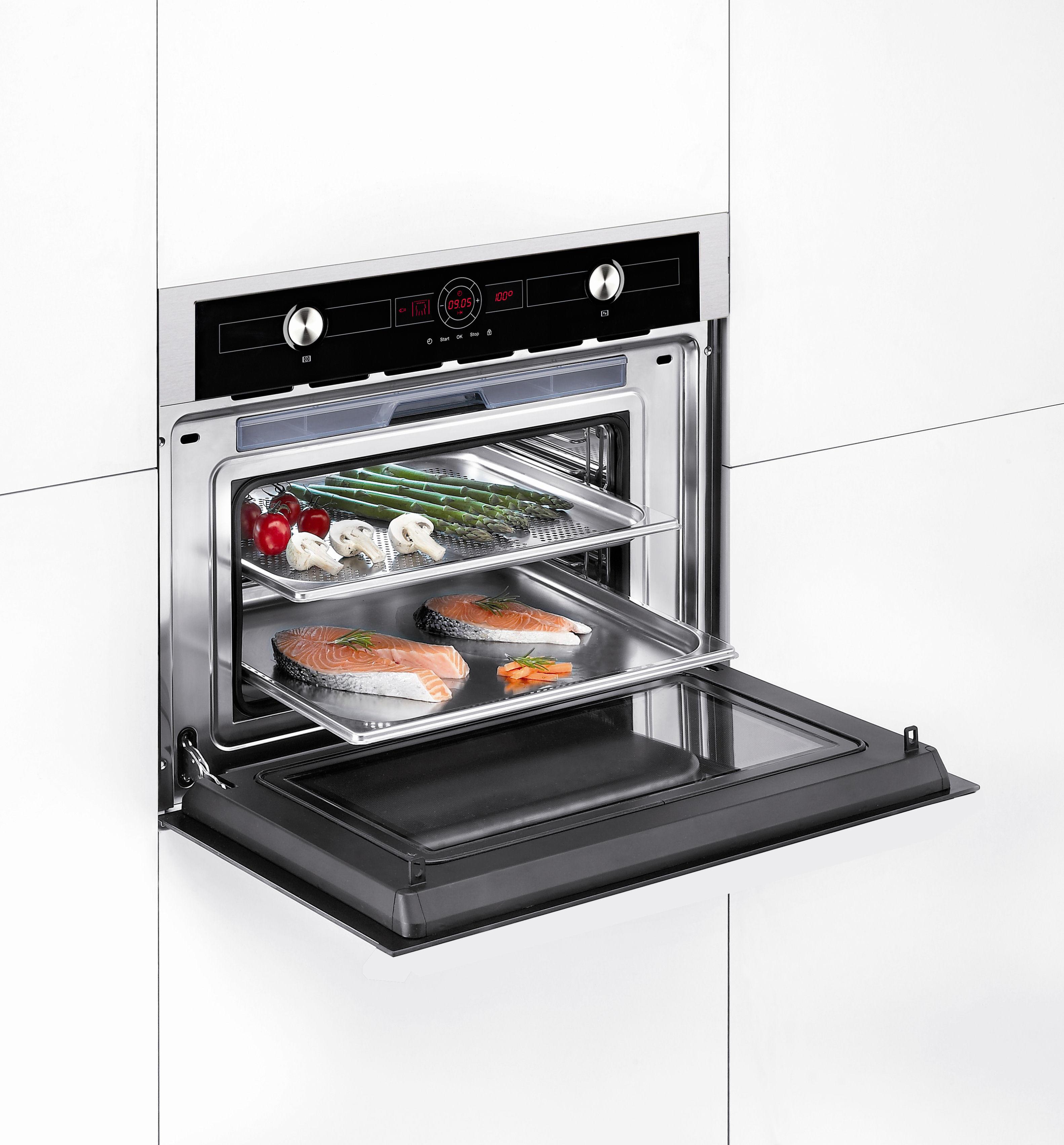 Piekarnik konwekcyjno-parowy HKL 970 SC