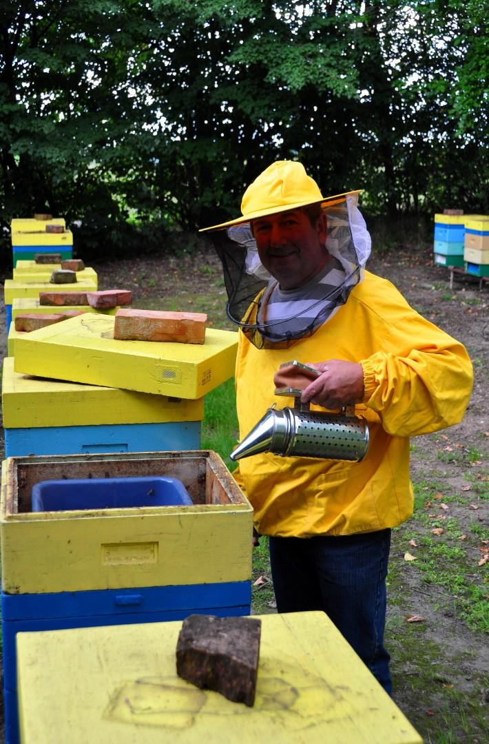 Keramzyt pomaga dbać o pszczoły
