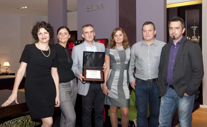 Luksusowa Selva w Salonie Max-Fliz w Krakowie
