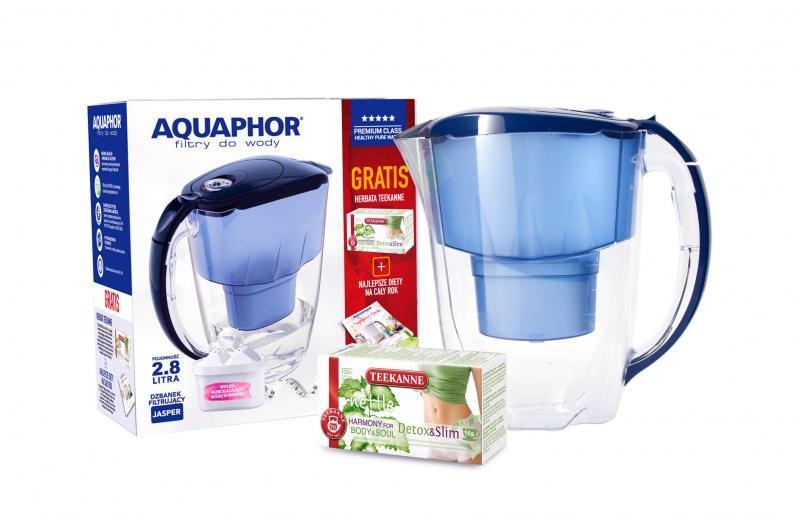 Bądź fit na wiosnę i filtruj wodę razem z nami!