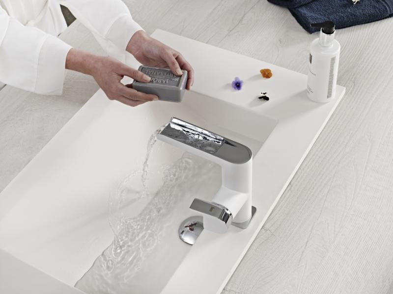 Baterie łazienkowe Teka Formentera. Inne spojrzenie na wodę