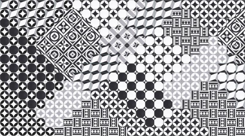Black & white, czyli zabawa kontrastem