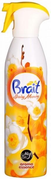 Brait Mist Air – odświeżacze powietrza pozbawione szkodliwego gazu!