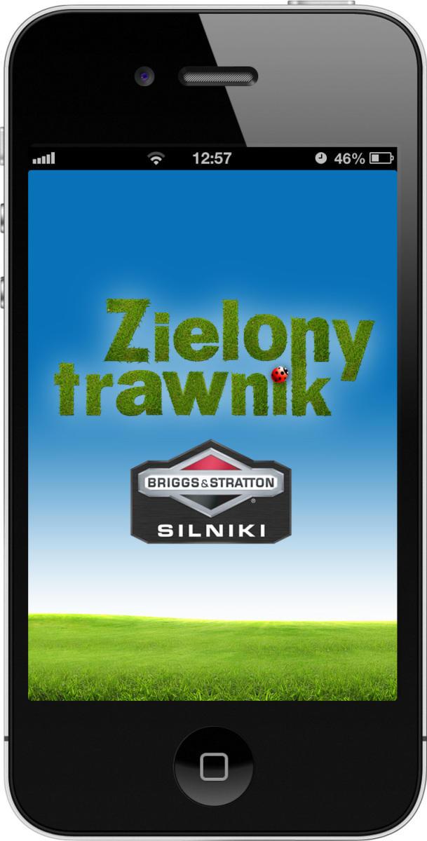 Briggs & Stratton otwiera sezon  z mobilną aplikacją ZIELONY TRAWNIK!