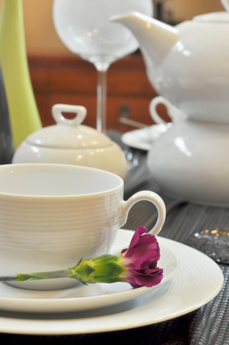Ciepła herbata idealna na jesienny dzień