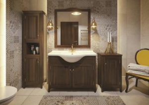 Kolekcja mebli łazienkowych KLASIS | Defra