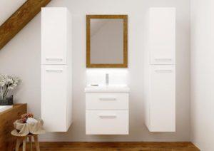Kolekcja mebli łazienkowych LATTE | Defra