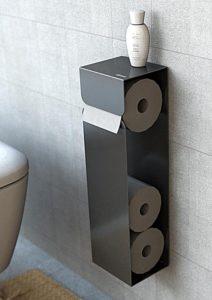 Uchwyt napapier toaletowy wysoki | Defra