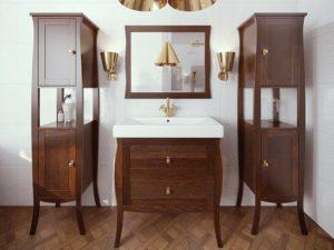 Kolekcja mebli łazienkowych BARREL | Defra