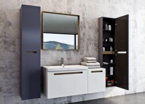 Kolekcja mebli łazienkowych SENSO | DEFRA