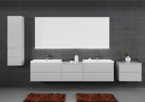 Kolekcja mebli łazienkowych COMO | Defra