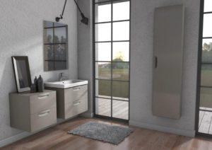 Kolekcja mebli łazienkowych FLOU | Defra