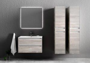 Kolekcja mebli łazienkowych FONTE | Defra