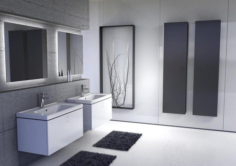 Kolekcja mebli łazienkowych MURCIA | Defra