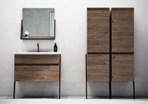 Kolekcja mebli łazienkowych OP-ARTY | Defra