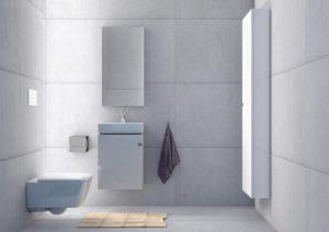 Kolekcja mebli łazienkowych POINT | Defra