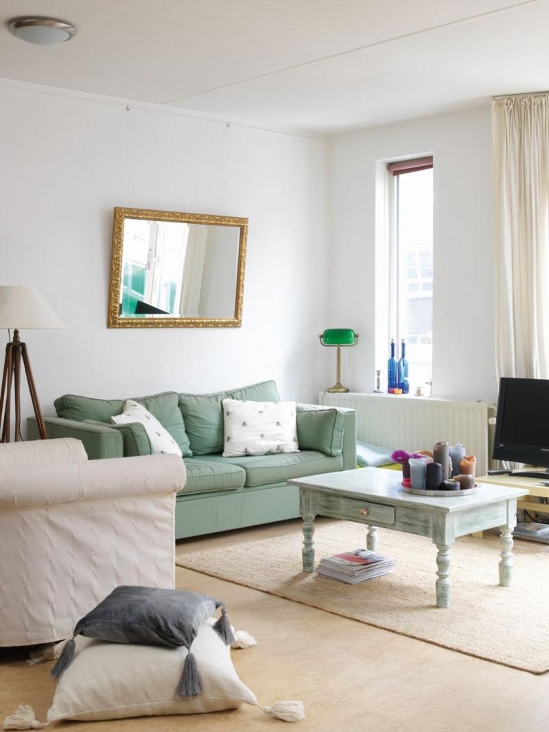 Dom naturalnie piękny –aranżacja w stylu eko
