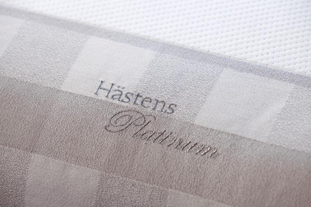 Edycja Limitowana 2013 – Hästens Platinum