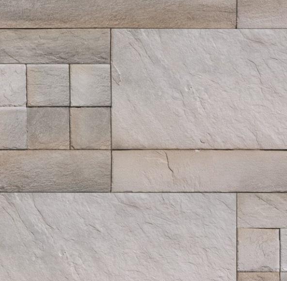 Elegancja do kwadratu – kamień elewacyjny Alpamayo firmy Libet