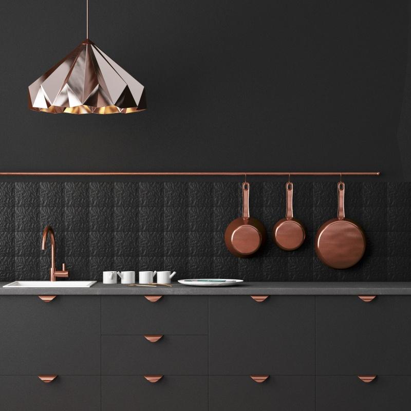 Epoka kamienia w kuchni. Trendy 2019