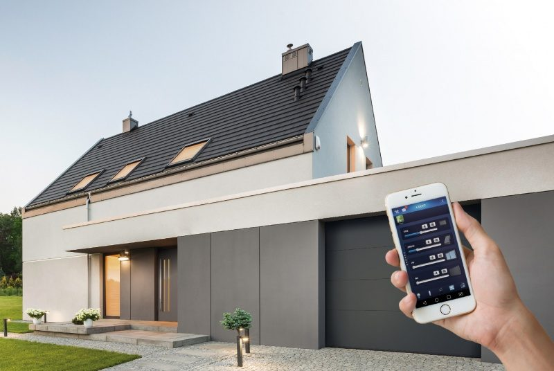 System smartHome FAKRO