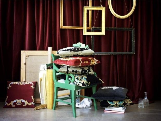 FJÄLLTÅG – tekstylna podróż w czasie