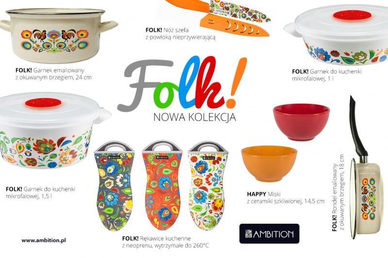 Folk! – nowa kolekcja marki AMBITION