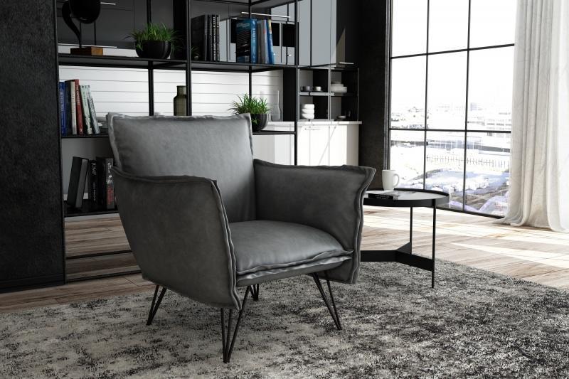 Fotel zaprasza do salonu