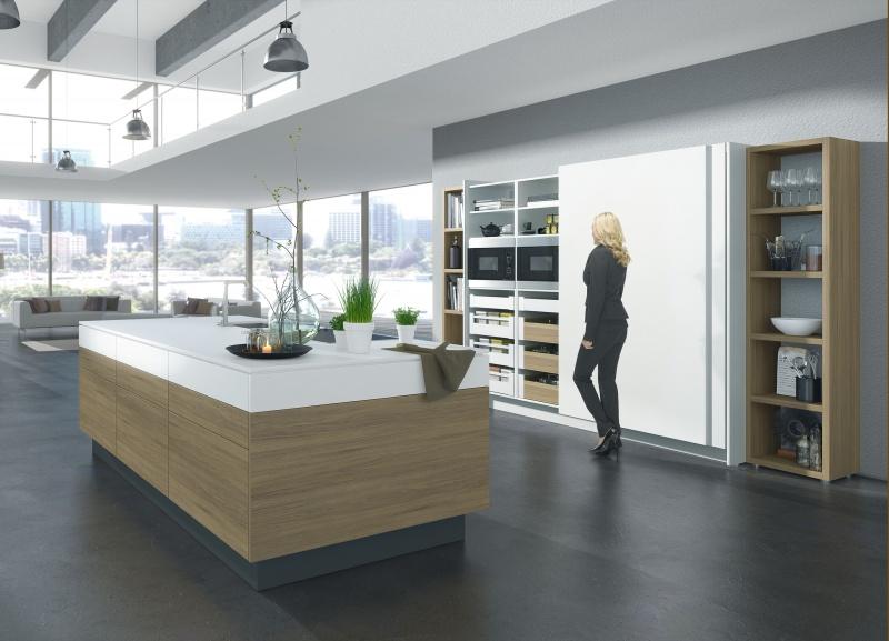Fronty kuchenne z szerokiej perspektywy