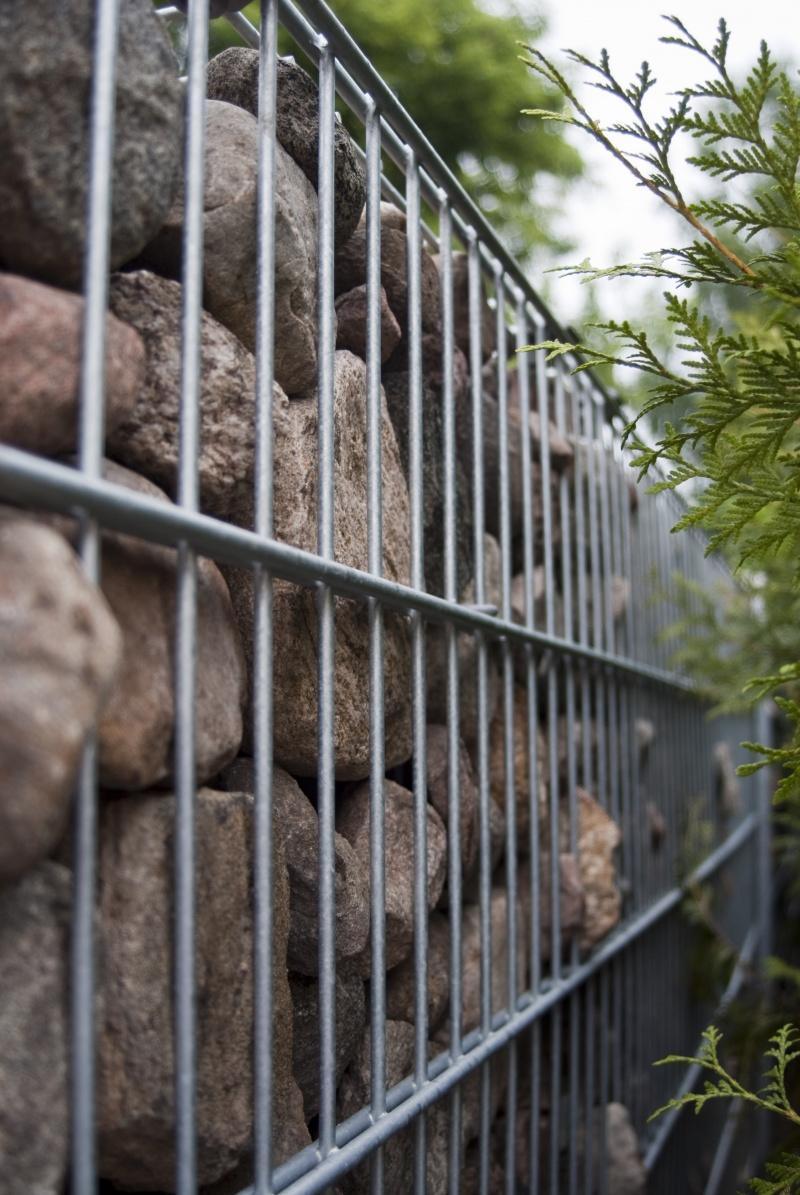 Gabiony – eleganckie i efektowne ogrodzenia