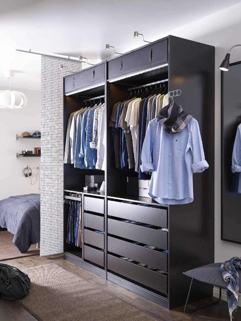 Garderoba na małej przestrzeni? W porządku!
