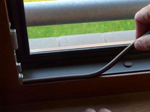 Gumowe uszczelki do okien i drzwi marki Globall