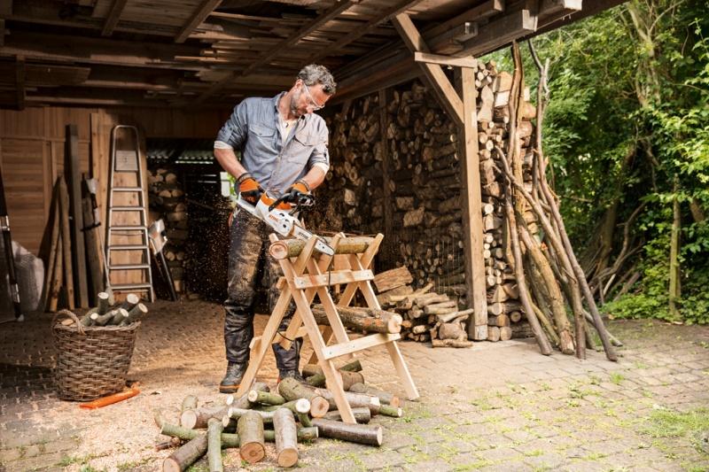 Jak przygotować drewno na opał?