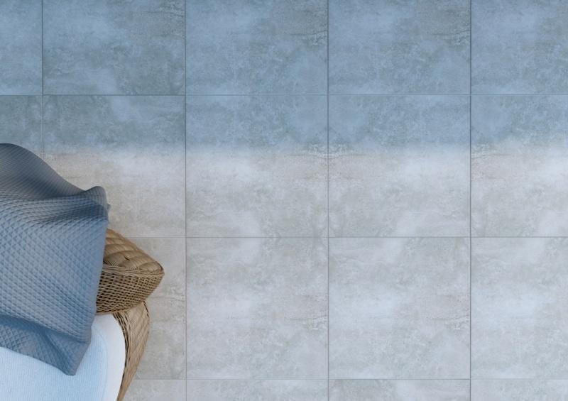 Kamień i cement. Płytki inspirowane naturą