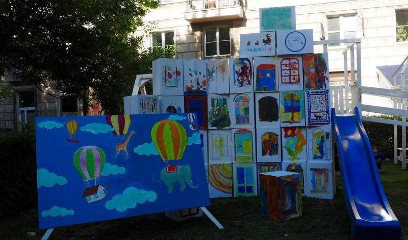 Kids Design Weekend pełen barw i wrażeń