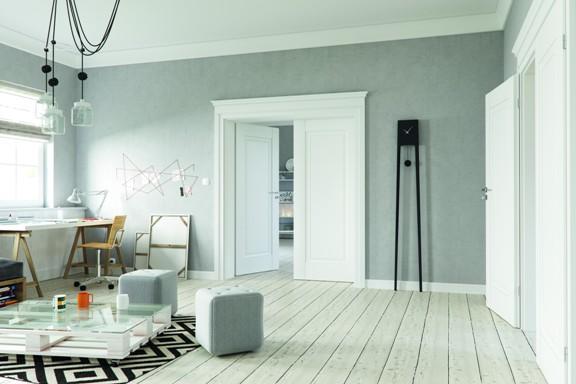 Klasyczne drzwi Porta do wnętrz w każdym stylu