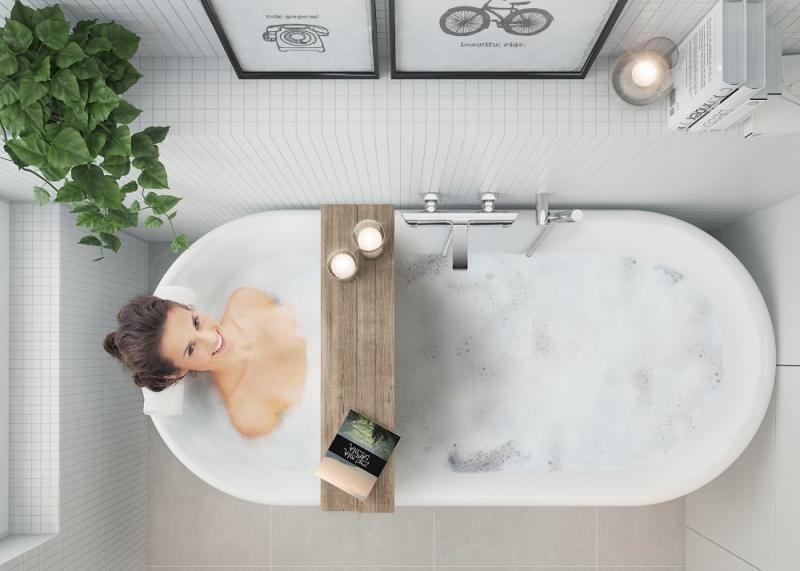 Kolekcja armatury łazienkowej Arnika – zwolnij tempo i odkryj swoje hygge