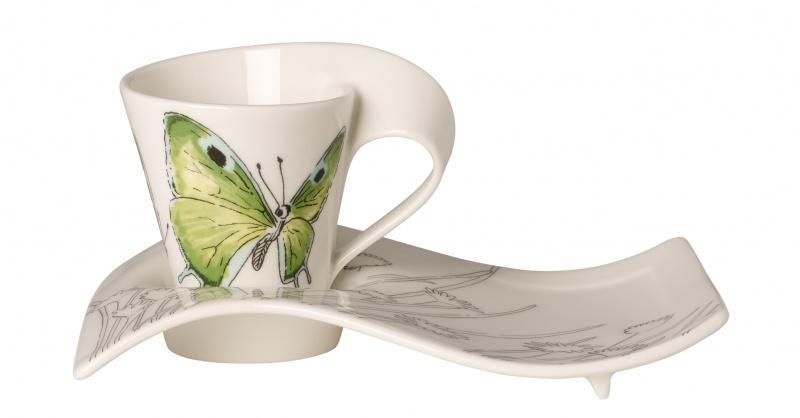 Kolekcja NewWave dostaje skrzydeł – nowa odsłona NewWave Animals of the World od Villeroy & Boch