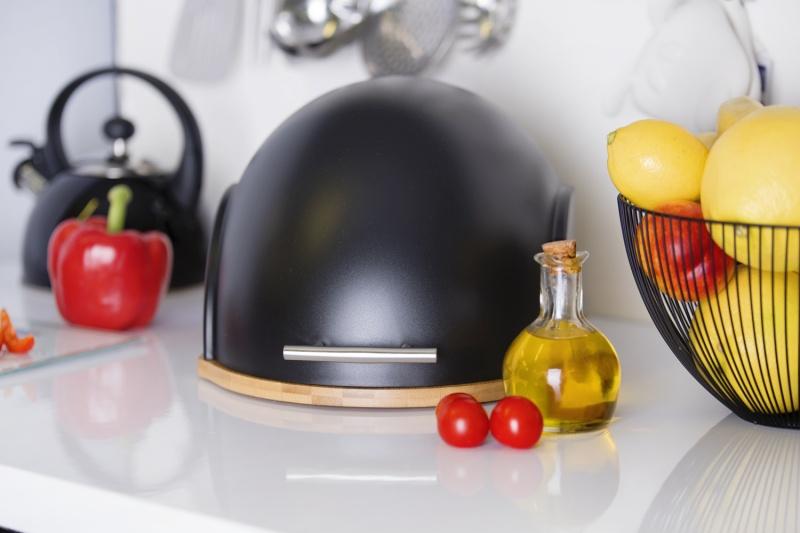 Kolor czarny - moda i nowoczesność w Twojej kuchni