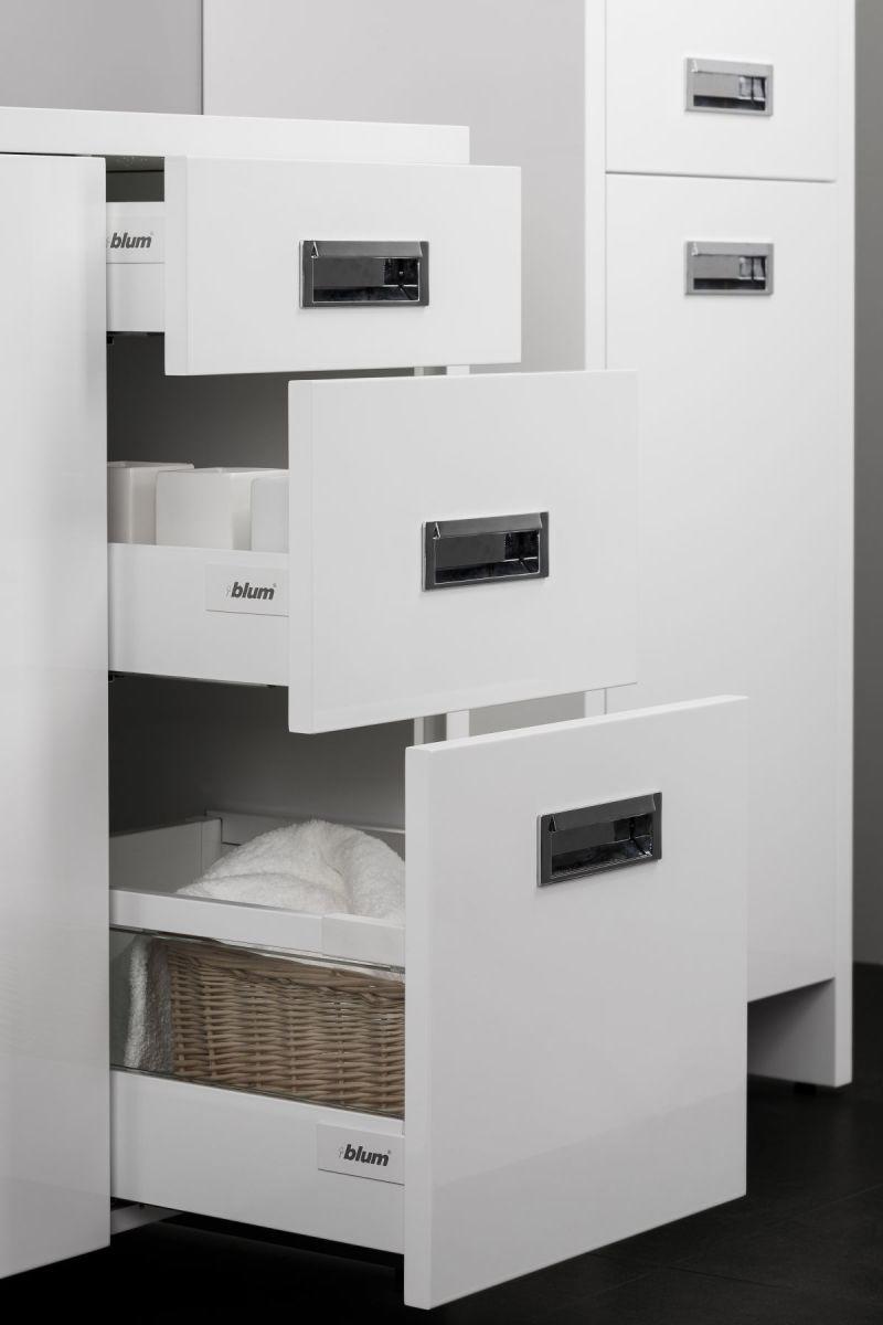 Komfort cichego domyku w łazience