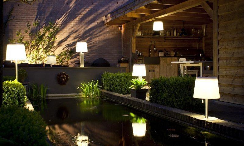 Oświetlenie Solarne Do Ogrodu Wnętrze I Ogród
